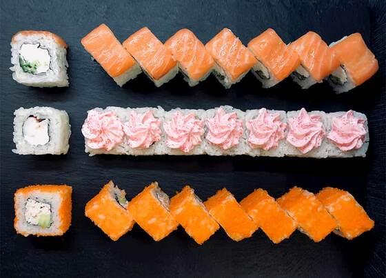 Суши сет Uno - Сайори