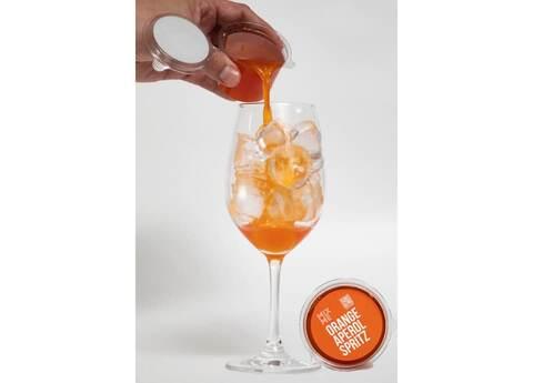 Orange Aperol Spritz