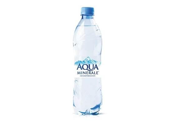 Aqua Minerale без газа - Сайори