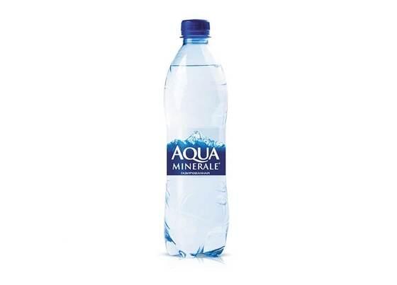 Aqua Minerale газированная - Сайори