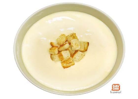 Сырный крем-суп - Сайори
